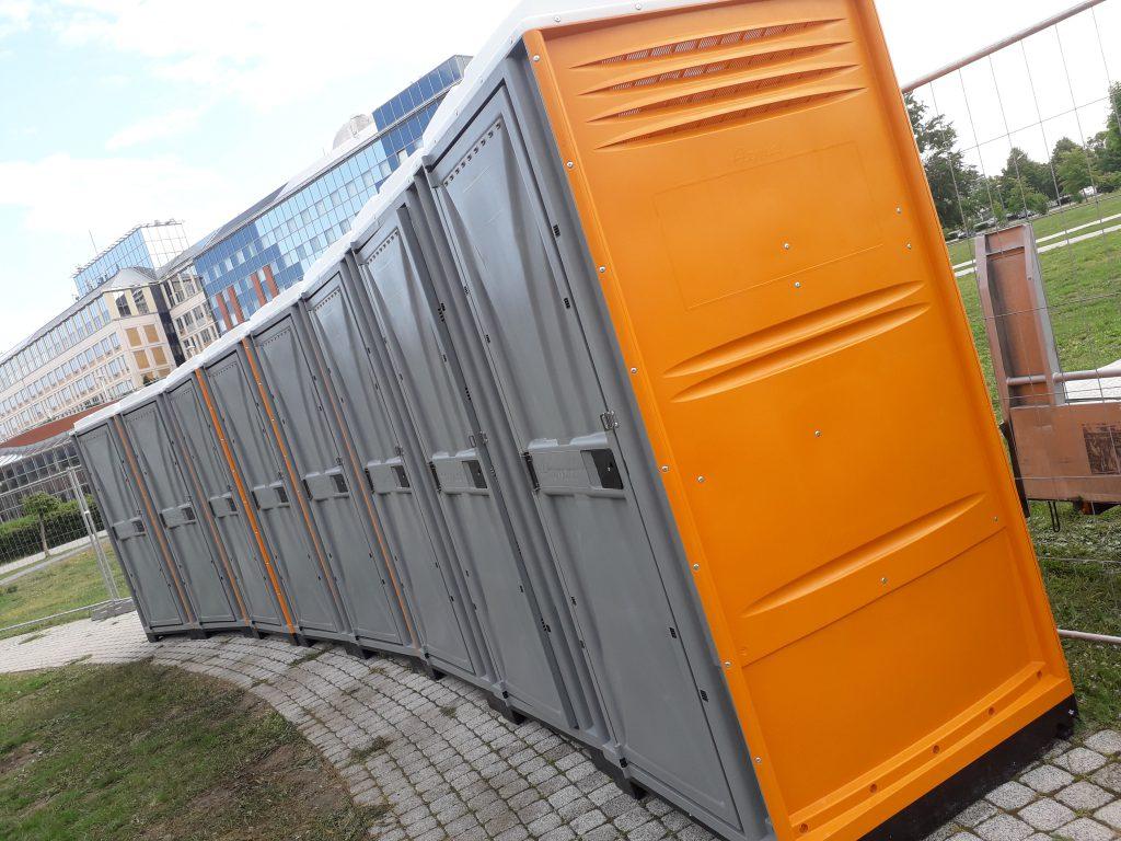 Mobil WC bérlés egyszeri alkalomra is!